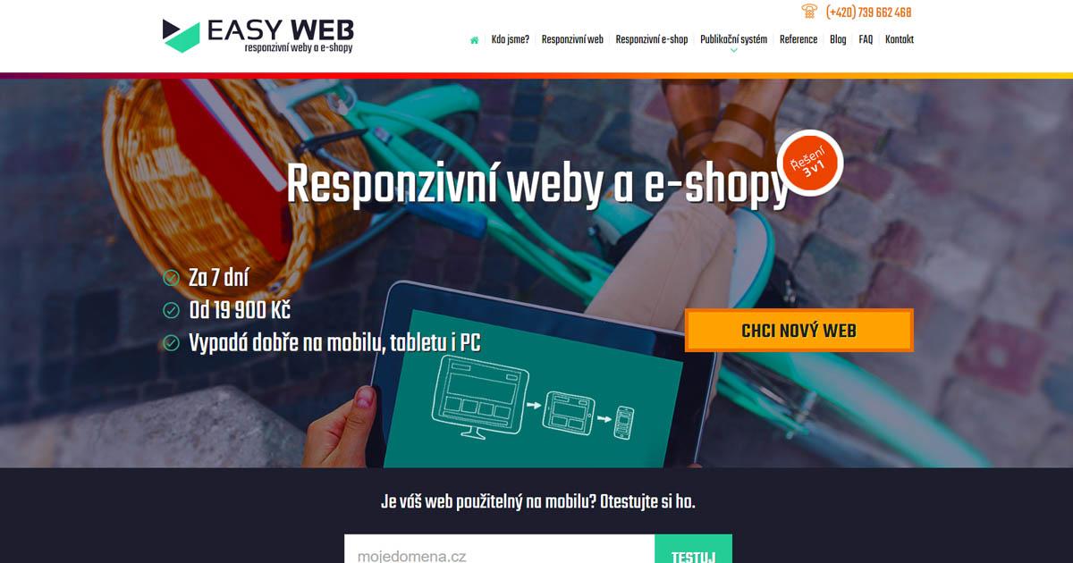 Responzivní design - responzivní weby a eshopy  fd4c4080ff7